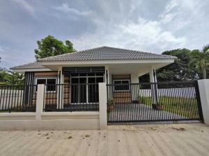 ขายบ้านเชียงใหม่ : C7MG100392 บ้านใหม่ บ้านเดี่ยวชั้นเดียว 3 ห้องนอน 2 ห้องน้ำ พื้นที่ 50.4 ตร.ว.