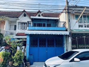 เช่าทาวน์เฮ้าส์/ทาวน์โฮมบางแค เพชรเกษม : บ้านให้เช่า / ทาวน์เฮ้าส์ให้เช่า ในซอยเพชรเกษม77/8 หนองแขม กทม. 10160 ราคา 7,500 บาท/เดือน