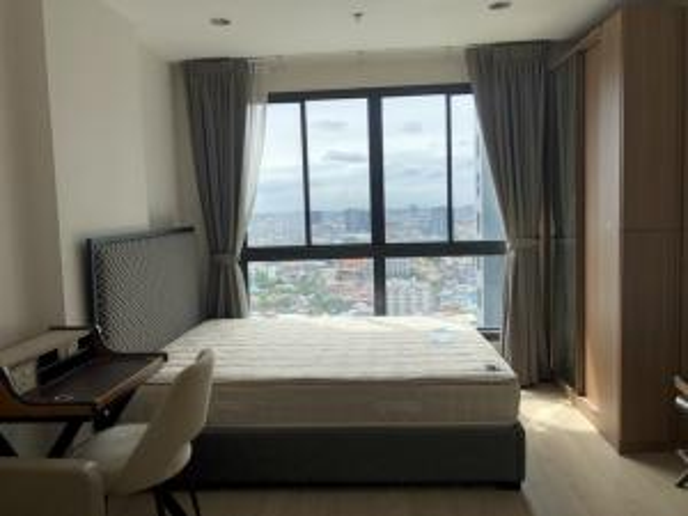 For RentCondoThaphra, Wutthakat : high floor, open view