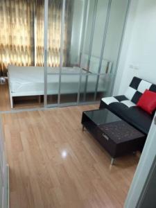 For RentCondoChengwatana, Muangthong : For rent LPN Ville Chaengwattana, Pak Kret, 1 bedroom, 1 bathroom, 23.13 sqm, Building A, 24th floor.