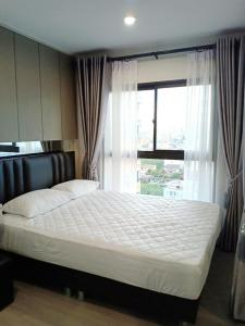 For RentCondoPinklao, Charansanitwong : Condo for rent, Parkland Pinklao, pool view, with washing machine, MRT Bang Yi Khan