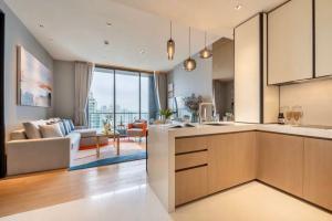 "For RentCondoSukhumvit, Asoke, Thonglor : 🚨 BEATNIQ 🚨 ""Hot deal!!! "" 1 bed 1 bath 55 sq.m. Floor 20 : Price 62K #PW11"