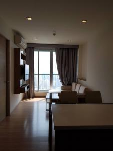 For RentCondoSapankwai,Jatujak : Rhythm Phon Ari > Empty room, size 45 sq m., beautiful view, clear, 20,000/month.