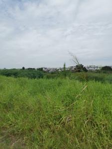 For SaleLandRamkhamhaeng,Min Buri, Romklao : Land 2 rai 1 ngan 36 square wa, Soi Romklao 20-22, road width 10 meters, Minburi, Romklao housing AN189