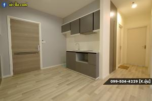 For SaleCondoSathorn, Narathiwat : Condo for sale, 2 bedrooms, 2 bathrooms, very new room, The key Sathorn-Charoenrat, 57 sqm., near Si Rat Expressway ready to move in