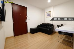 For SaleCondoOnnut, Udomsuk : Condo for sale, the room is still very new. Owner living abroad CHATEAU IN TOWN @ Sukhumvit 64-1 30 sqm. near BTS Punnawithi, ready to move in.