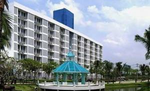 For RentCondoRama9, RCA, Petchaburi : For rent Studio Condo IHouse Laguna RCA Rama 9 Road.
