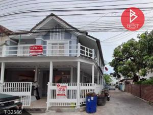 For SaleTownhouseSamrong, Samut Prakan : Townhouse for sale, Pruksa 28/1, Bang Pu-Praksa Industrial Estate, Samut Prakan.