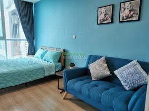 เช่าคอนโดรัชดา ห้วยขวาง : ให้เช่า 1 ห้องนอน ชั้น 25 ราคา 10,000 บาท (22sqm) คอนโดโนเบิล รีวอลฟ์ รัชดา