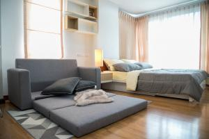 For RentCondoKasetsart, Ratchayothin : [AG.Post] 🔥 Condo for rent [W Condo Ladprao-Wang Hin] furniture + electrical appliances, beautiful room 🔥 still available 🔥🔥