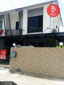 For SaleTownhouseKasetsart, Ratchayothin : Townhome for sale, Pruksa Prime Village. Ramintra-Kubon Bangkok