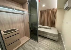 For RentCondoOnnut, Udomsuk : For rent, Ikon Sukhumvit 77, city view, no block, corner room