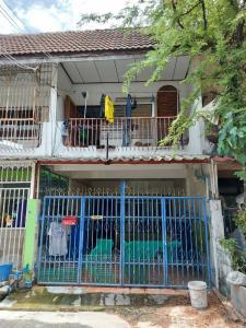 ขายทาวน์เฮ้าส์/ทาวน์โฮมรัชดา ห้วยขวาง : ขายบ้าน ทาวน์เฮาส์ สองชั้น ซอยโพธิ์ปั้น แยก 10 เจ้าของขายเอง