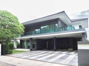 For SaleHousePattanakan, Srinakarin : Single house for sale, Setthasiri, Krungthep Kreetha, Soi Pracha Ruamjai (Brighton College International School)