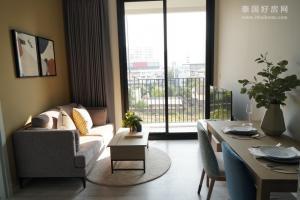 For RentCondoSukhumvit, Asoke, Thonglor : express! For rent, XT Ekkamai, best price, 1 bedroom, size 30 sqm., fully furnished + electrical appliances