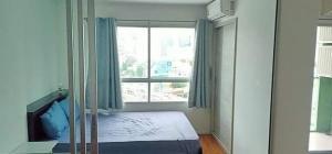 For RentCondoRama9, RCA, Petchaburi : For rent Lumpini Park Rama 9 Ratchada, fully furnished, city view