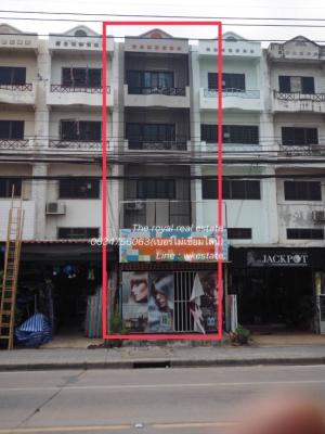 For RentShophouseKaset Nawamin,Ladplakao : Agent post 🌺 Commercial building for rent 4.5 floors @ Kaset Nawamin Nuanchan 35,000/month