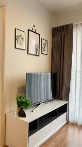 For SaleCondoRama9, RCA, Petchaburi : Condo for sale Lumpini Park Rama 9 - Ratchada fully furnished.
