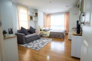 For RentCondoKasetsart, Ratchayothin : For rent, Double U, Ladprao, Wang Hin, beautiful room, clean