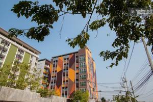 For SaleBusinesses for saleRangsit, Patumtani : Apartment for sale near Thanyaburi University, 181 rooms, for sale only 106 million baht.
