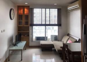 For RentCondoRatchathewi,Phayathai : +++Rent/Sell Urgent!!! Condo Baan Pathumwan *** 2 bedrooms, 1 bathroom, size 45 sq.m., ready to move in+++