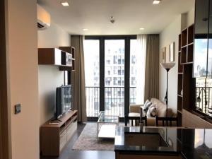 เช่าคอนโดพระราม 9 เพชรบุรีตัดใหม่ : 🔥🔥🔥For Rent The LINE อโศก-รัชดา🏬🏢 1 ห้องนอน 34 ตร.ม 📌ใกล้ MRT พระราม 9🚝 @JST Property.