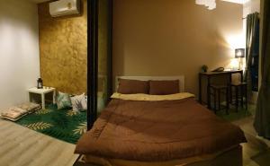 For SaleCondoSamrong, Samut Prakan : Condo for sale Knightsbridge Sky River Ocean fully furnished.