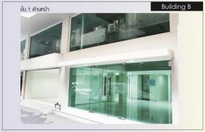 เช่าสำนักงานสาทร นราธิวาส : ให้เช่าและขายสำนักงาน 5 ชั้นพร้อมลิฟต์ ย่านสีลม 1875 ตรม.ซอยนราธิวาส 2 ใกล้ BTS ช่องนนทรี