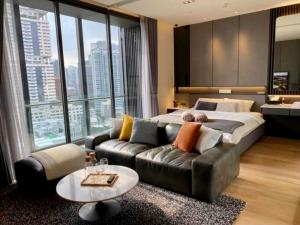 For RentCondoSukhumvit, Asoke, Thonglor : 3573-A😊😍 For RENT & SELL 1 bedroom for rent and sale🚄 near BTS Thonglor🏢Beatnik Sukhumvit 32 Beatniq Sukhumvit 32 area:43.42 sq m💲Rent:50,000฿💲Sale:12,500,000฿📞 O88-7984117,O65-9423251✅LineID:@sureresidence
