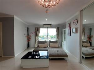 For RentCondoRama9, RCA, Petchaburi : For rent large size room 17,000