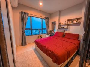 ขายคอนโดสำโรง สมุทรปราการ : คอนโดต้องการขาย ไอดีโอ สุขุมวิท 115   สุขุมวิท เทพารักษ์ เมืองสมุทรปราการ 1 ห้องนอน พร้อมอยู่ ราคาถูก