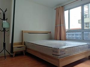 For SaleCondoRatchadapisek, Huaikwang, Suttisan : Condo for sale Lumpini Ville Cultural Center fully furnished.