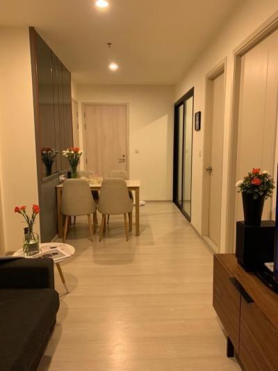 For RentCondoRama9, RCA, Petchaburi : 3575-A😊 For RENT for rent 2 bedrooms🚄near MRT Phetchaburi🏢Life Asoke Life Asoke 🔔Area:57.00 sq.m.💲Rent:34,000฿📞O88-7984117,O65-9423251✅LineID:@sureresidence