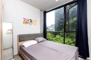 For RentCondoBang Sue, Wong Sawang : Condo for rent THE LINE Wongsawang  fully furnished (Confirm again when visit).