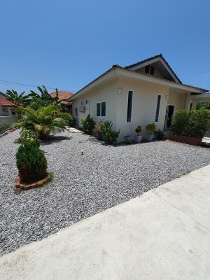 ขายบ้านชะอำ เพชรบุรี : ขายด่วน บ้านสวย กว้าง หลังริม 5.5ล้าน ฟรีเฟอร์ทั้งหลัง