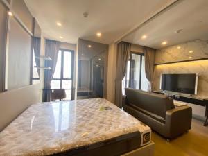 For RentCondoSukhumvit, Asoke, Thonglor : For rent Ashton Asoke, city view, fully furnished, elegant, Full Furnished, next to MRT Sukhumvit