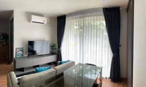 เช่าคอนโดปิ่นเกล้า จรัญสนิทวงศ์ : ให้เช่า อรุณ คอนโดมิเนียม (Aroon Condominium) 2 ห้องนอน For rent, Aroon Condominium, 2 bedrooms.