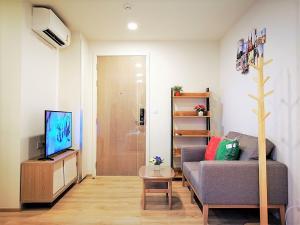 For RentCondoOnnut, Udomsuk : [For Rent] Chamber Onnut 5min to BTS Onnut Fully Furnished