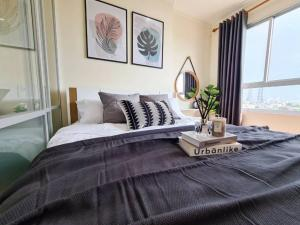 For SaleCondoBang Sue, Wong Sawang : 🔥🔥🔥 Urgent sale!!️ Condo Lumpini Ville Prachachuen-Phongphet 2 🏬🏢 The room is completely renovated!!️ Brand new furniture ✨ @JST Property.