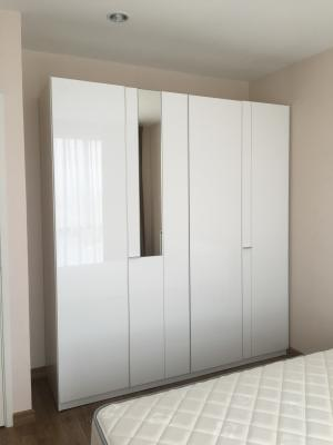 For RentCondoBang Sue, Wong Sawang : *For Rent* The Tree Bang Pho, Mrt Bang Pho, 2 bedrooms, 2 bathrooms, river view.