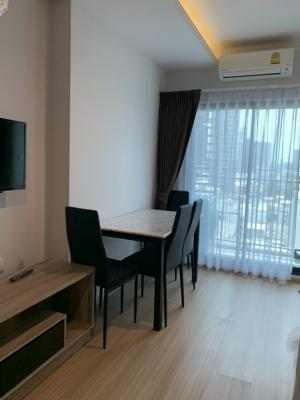 For SaleCondoOnnut, Udomsuk : Condo for sale, next to BTS, good price! Ideo sukhumvit 93, next to BTS Bang Chak, 34.5 sq.m., with a tub, price 5,480,000 baht. North, pool view, ready to move in.
