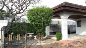 เช่าบ้านสำโรง สมุทรปราการ : ให้เช่า บ้านเดี่ยว 2 ชั้น บ้านเลคไซด์ วิลล่า 2  ถนนบางนา-ตราด  ต.บางแก้ว อ.บางพลี จ.สมุทรปราการ