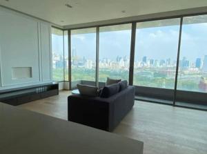 For RentCondoSilom, Saladaeng, Bangrak : Condo for rent, Saladaeng One, Lumpini Park view.