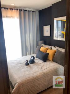 For RentCondoKhon Kaen : For rent The Base Floor 26 12,000 ID newtopcenter 098-585-6468
