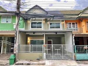 For SaleTownhouseBangbuathong, Sainoi : Cheap townhouse, Pruksa 18/1 Soi Kaewin-Bangyai. near Central Westgate