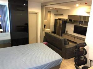 ขายคอนโดสยาม จุฬา สามย่าน : ขาย 6.2MB Ideo Q Chula - Samyan 1 bedroom 34 ตร.ม. ชั้น29 วิวสระว่ายน้ำ