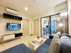 For RentCondoOnnut, Udomsuk : [For rent] Condominium Life Sukhumvit 48 Fully furnished Ready to move in @BTS Phrakanong