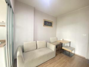 For RentCondoRamkhamhaeng, Hua Mak : For Rent U Delight @ Hua Mak, 30 sqm, 18th floor, fully furnished, electricity 9,500 baht