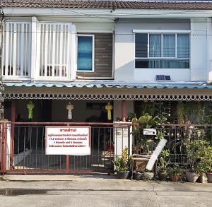 For SaleTownhousePattanakan, Srinakarin : พร้อมโอน พฤกษาวิลล์49