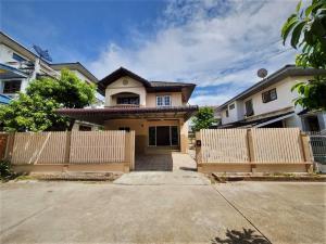 For SaleHouseRathburana, Suksawat : House for sale, 70 square meters, good price, free transfer fee, brand new condition. Sirithorn Ville Village, Pracha Uthit 76